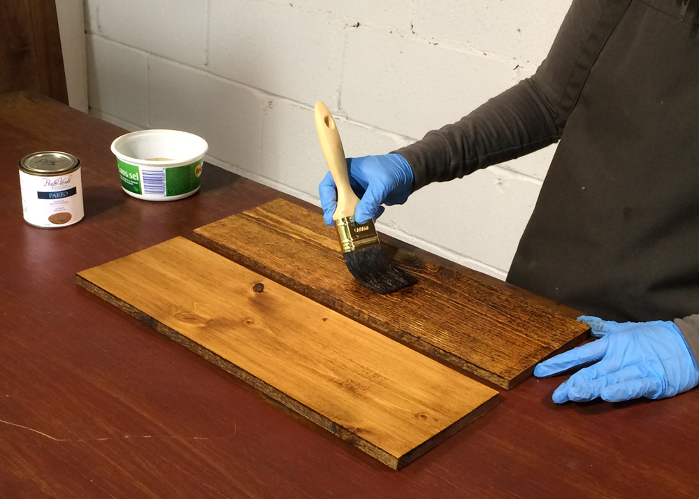 Finir le bois ext rieur avec des produits durables et de for Huile lin bois exterieur