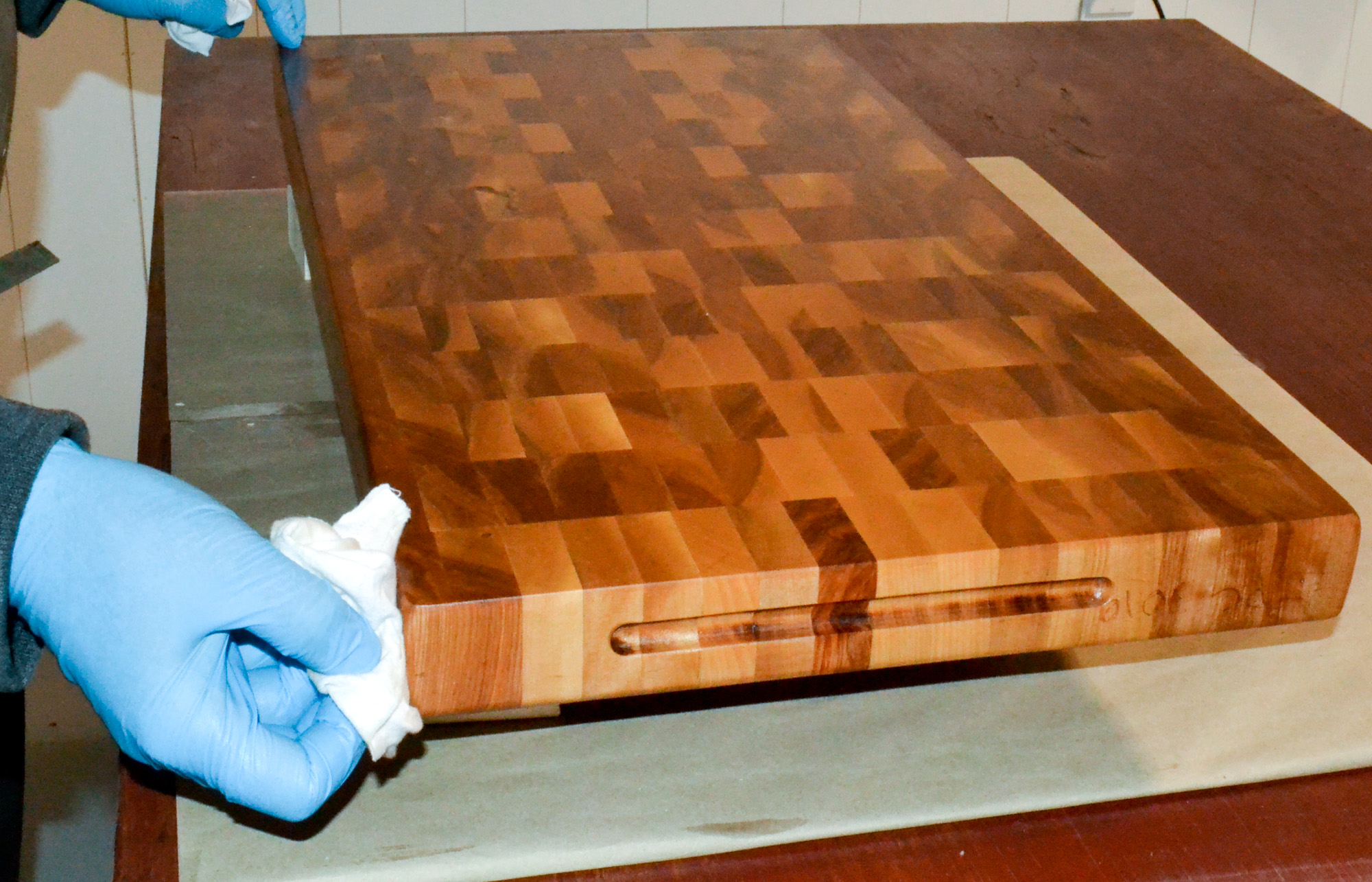 Food Safe Wood Sealer