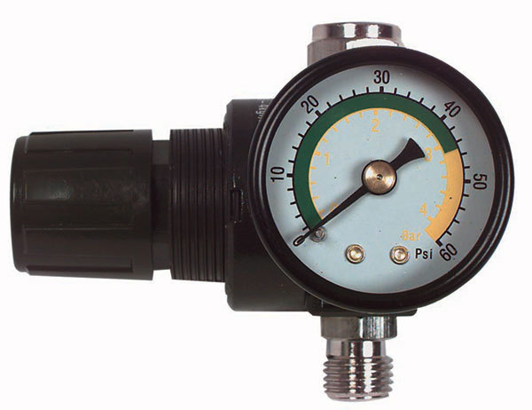 Hvlp Air Regulator Pro Tek The Pro S Choice