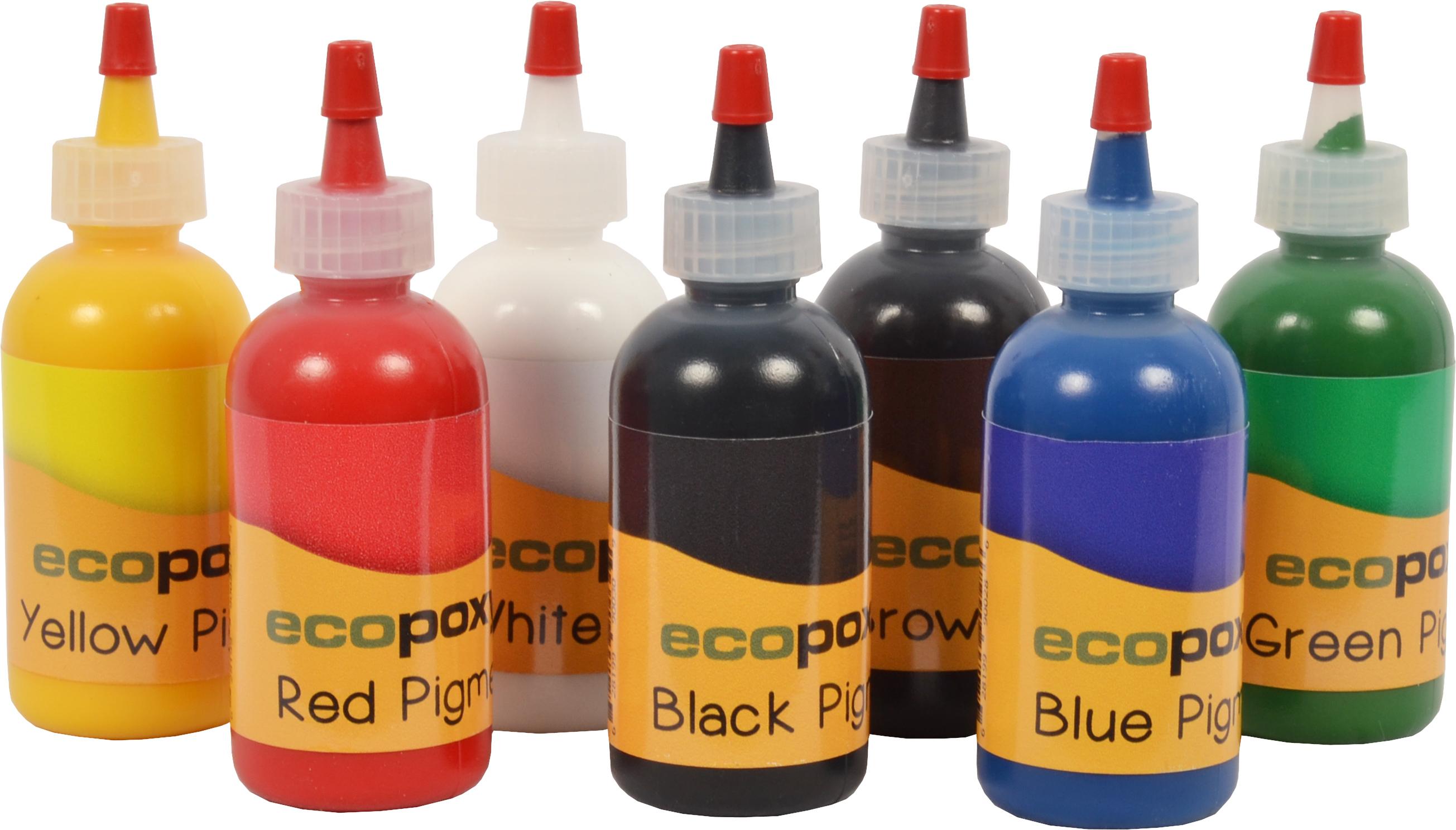 Color Pigment for Epoxy - EcoPoxy