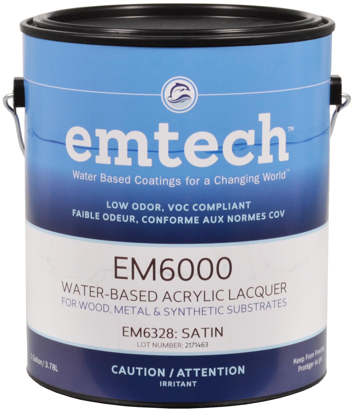 EM6000 Production Acrylic Lacquer