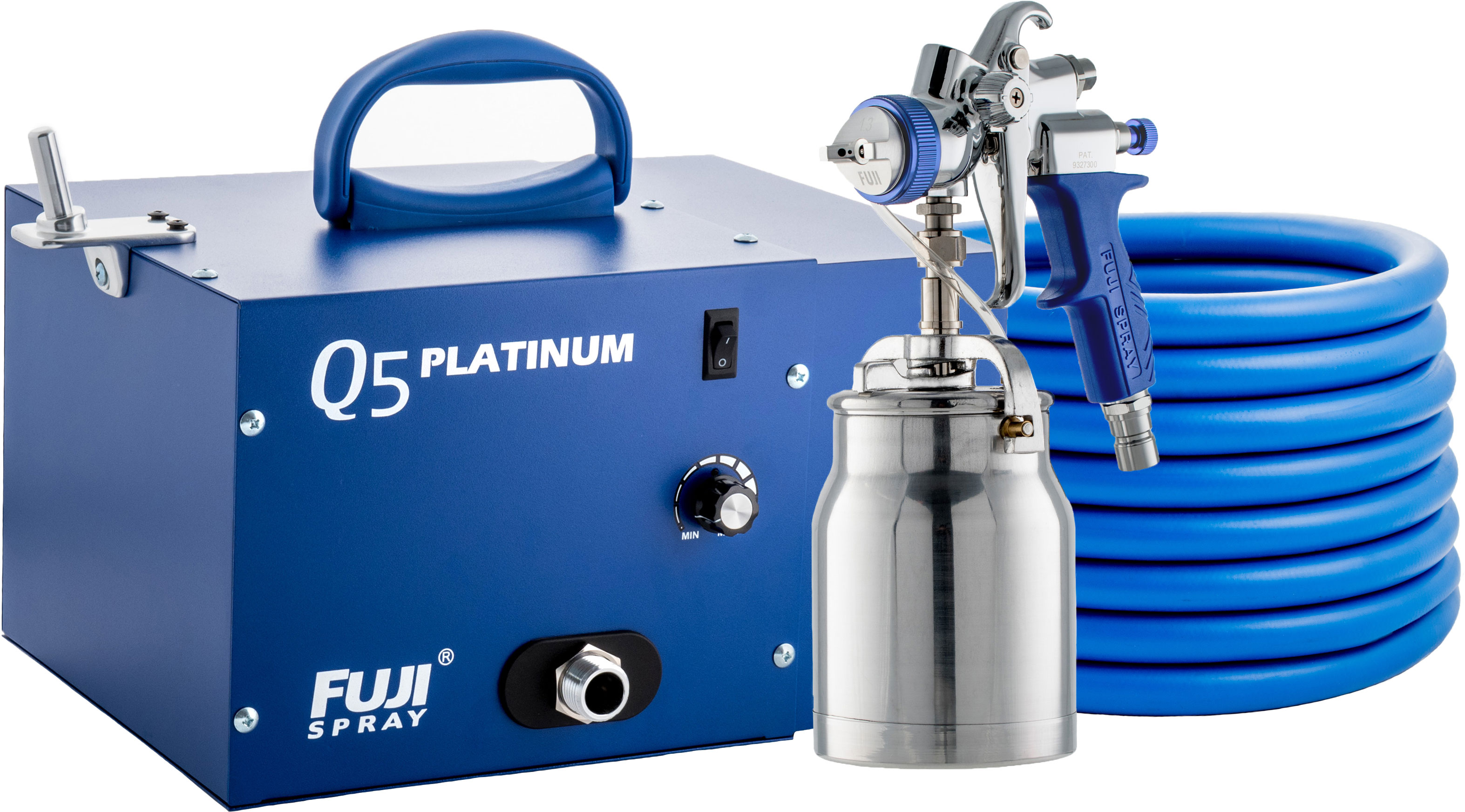 Q5 Platinum™ HVLP System
