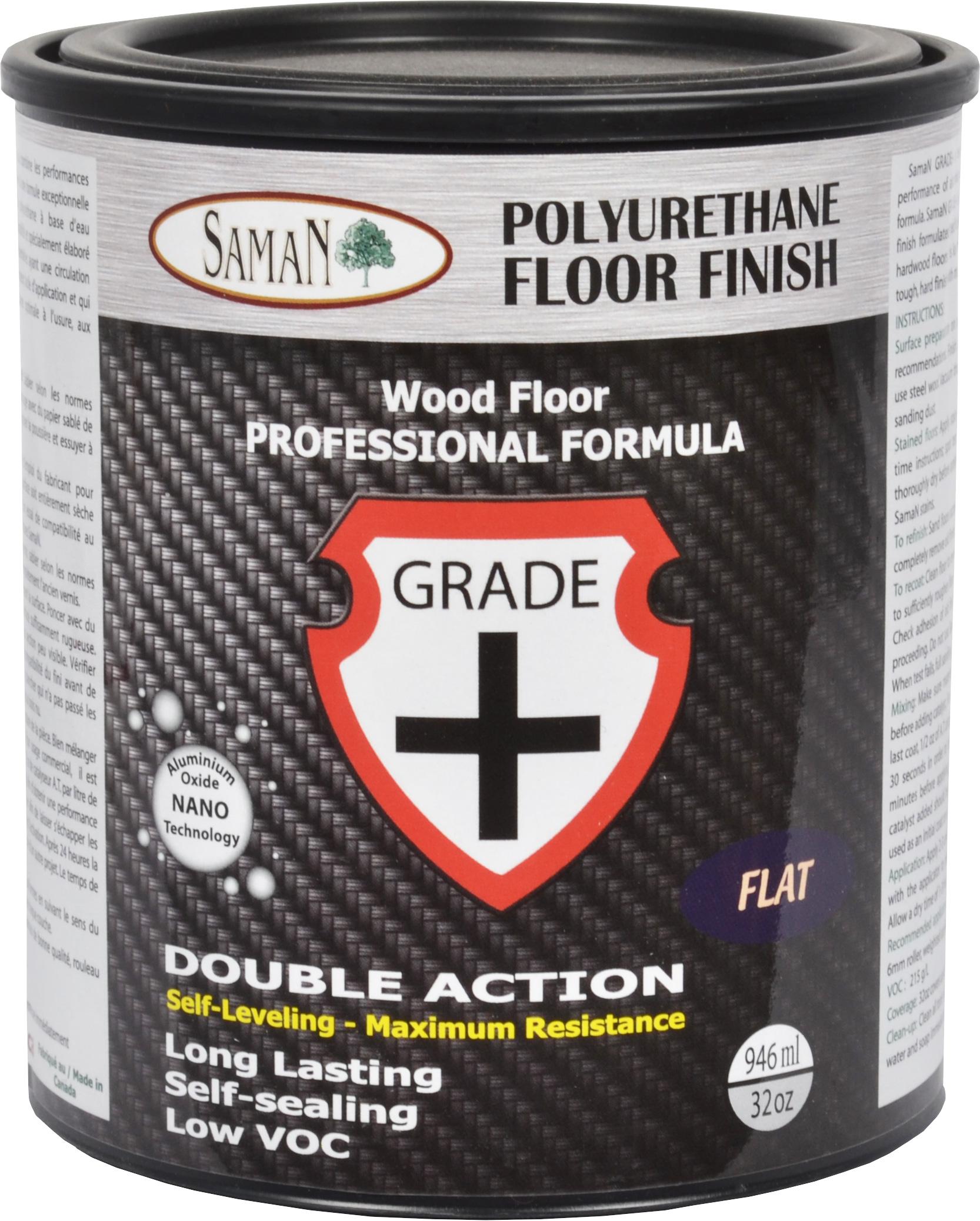 Polyurethane Floor Finish Grade Saman