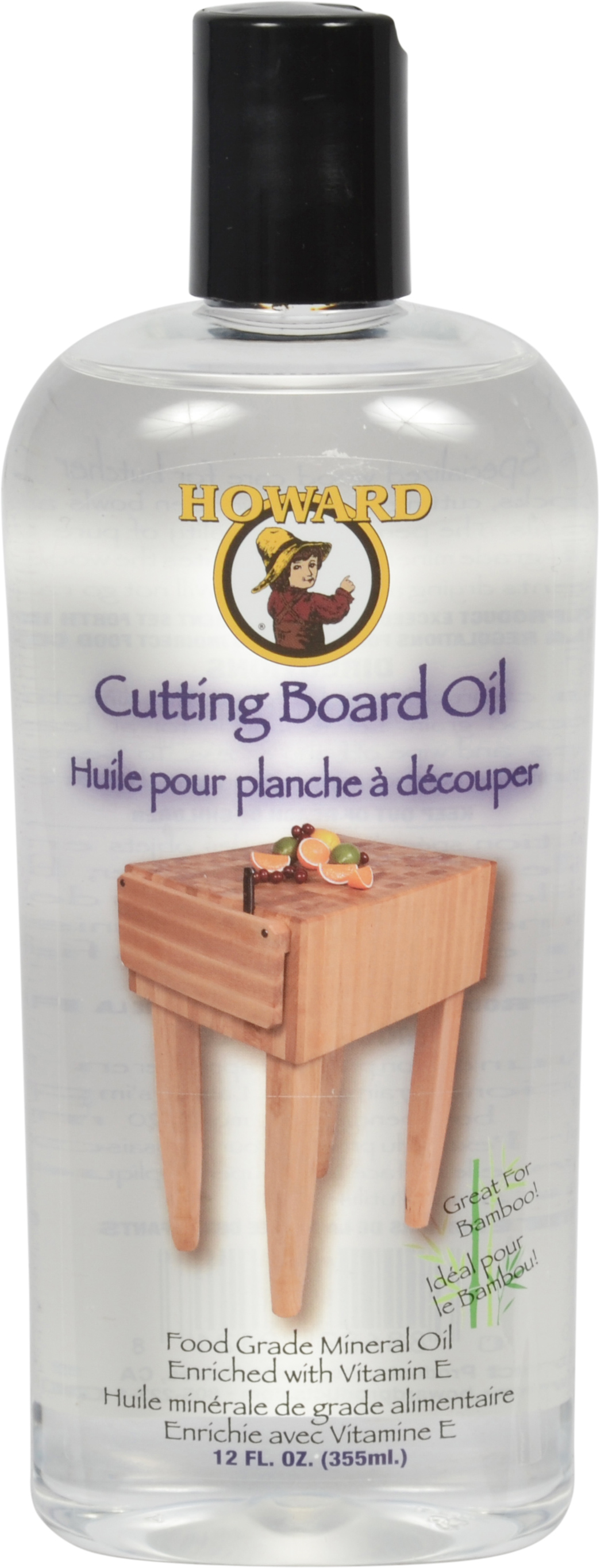 Cutting Board Oil Howard Products Ardec Finishing Products