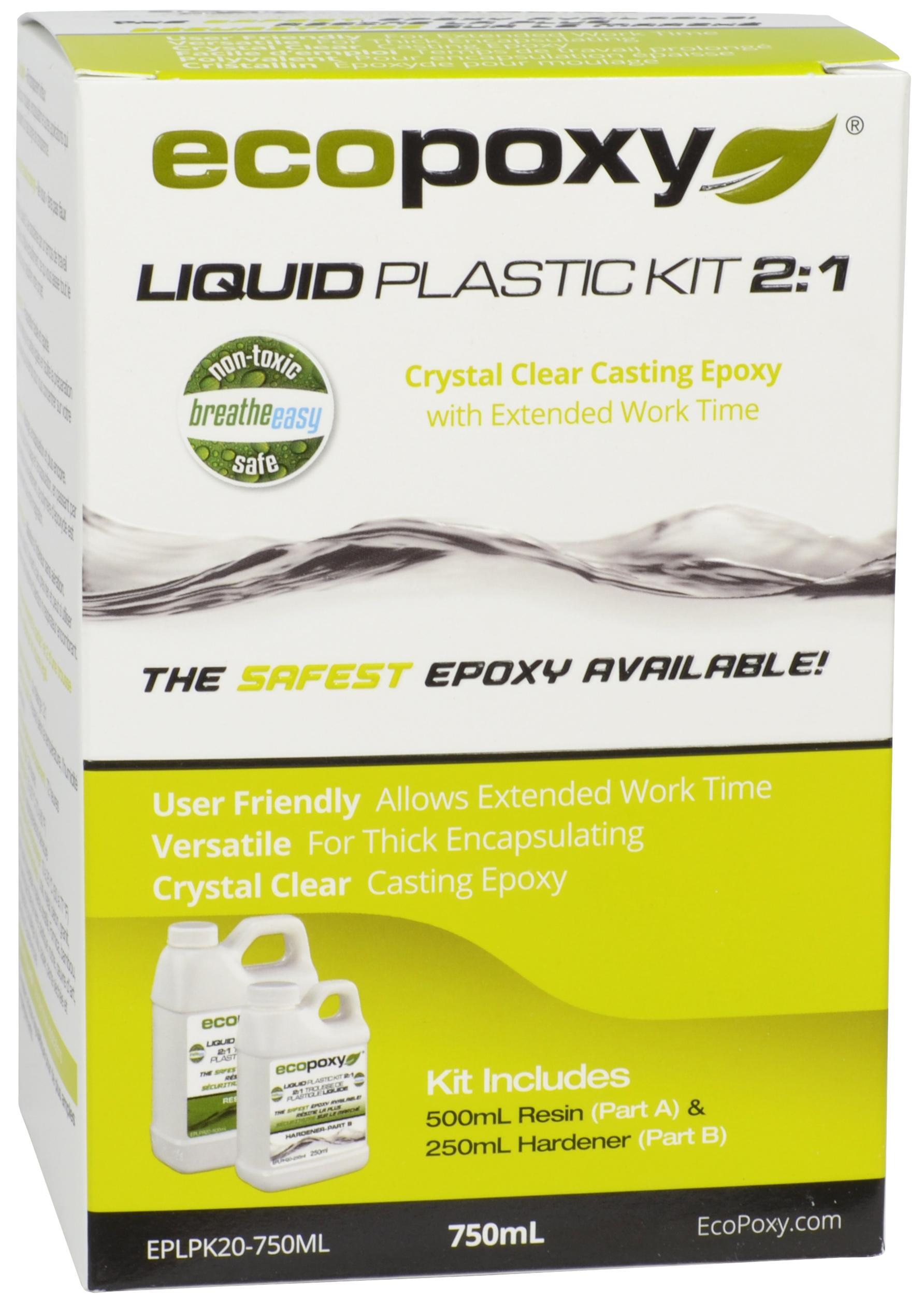 Liquid Plastic 2:1