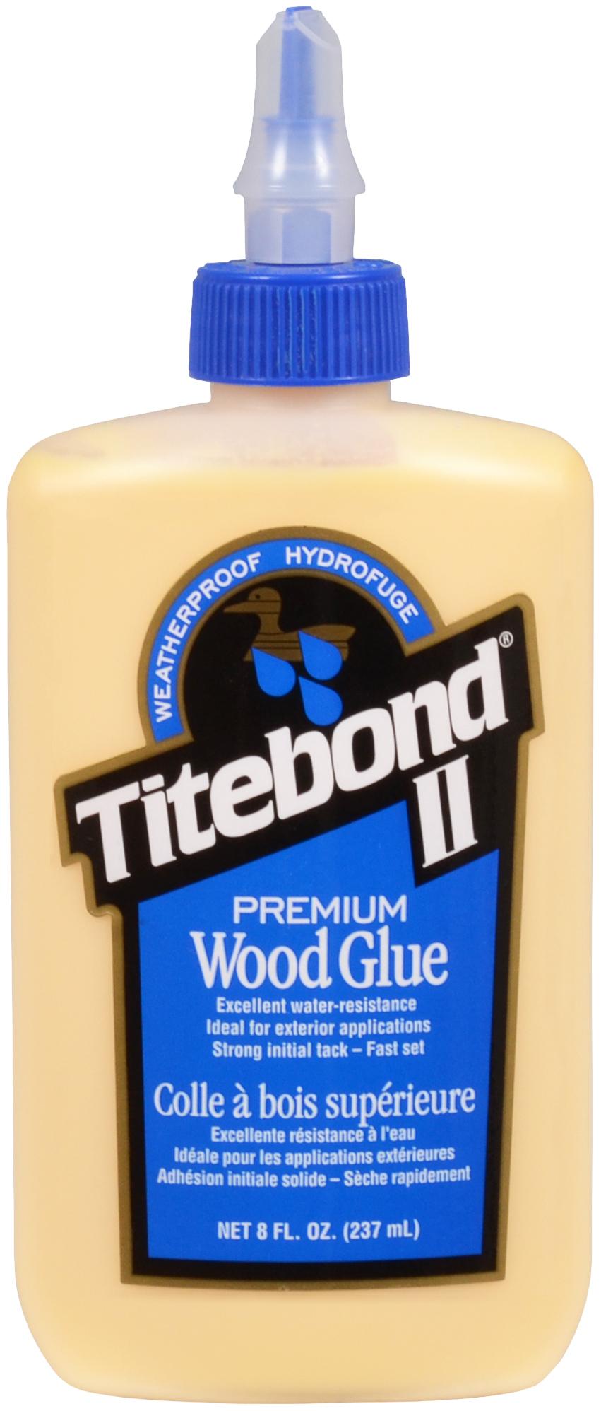titebond ii premium wood glue titebond