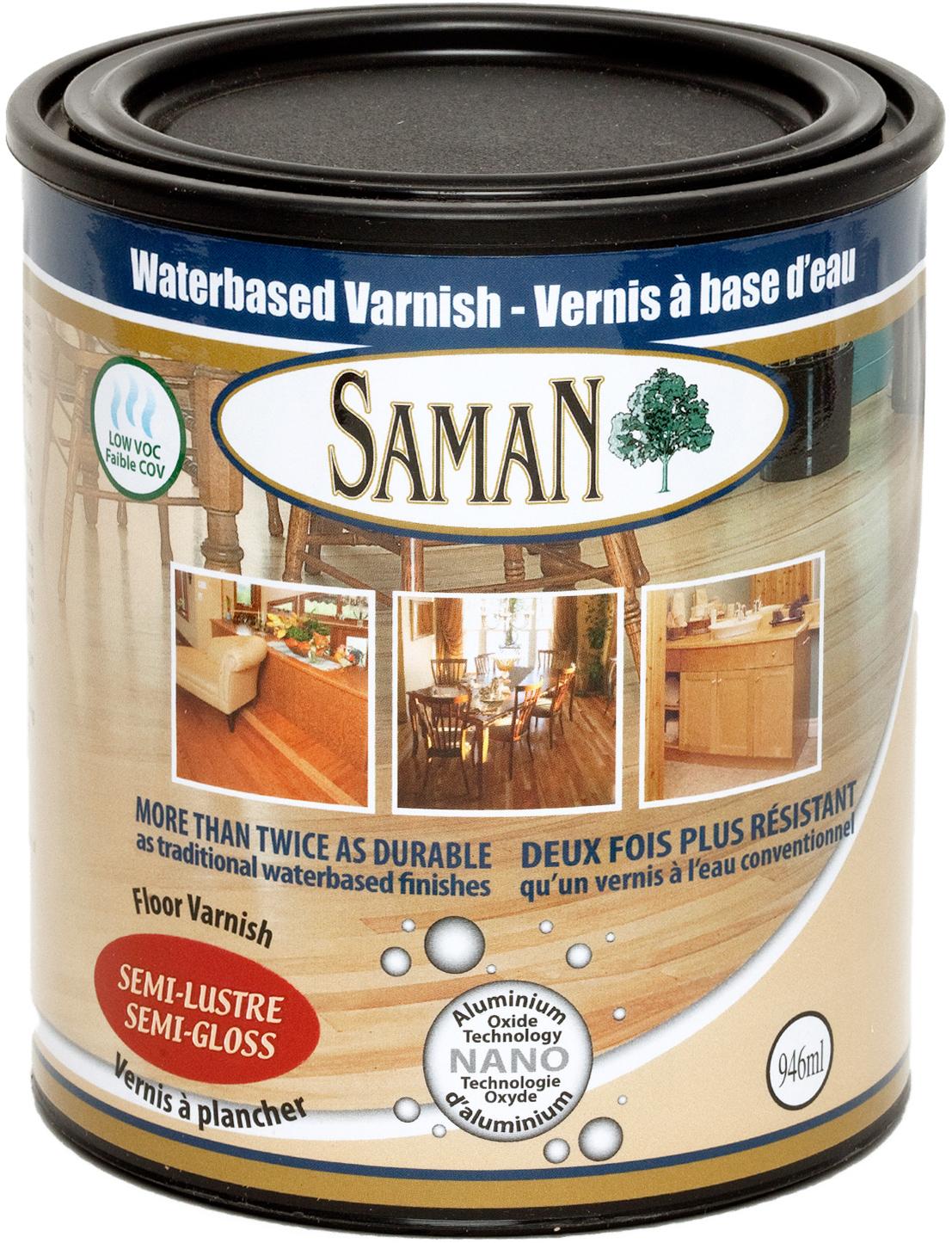 Vernis base d 39 eau saman saman for Decapant pour bois vernis