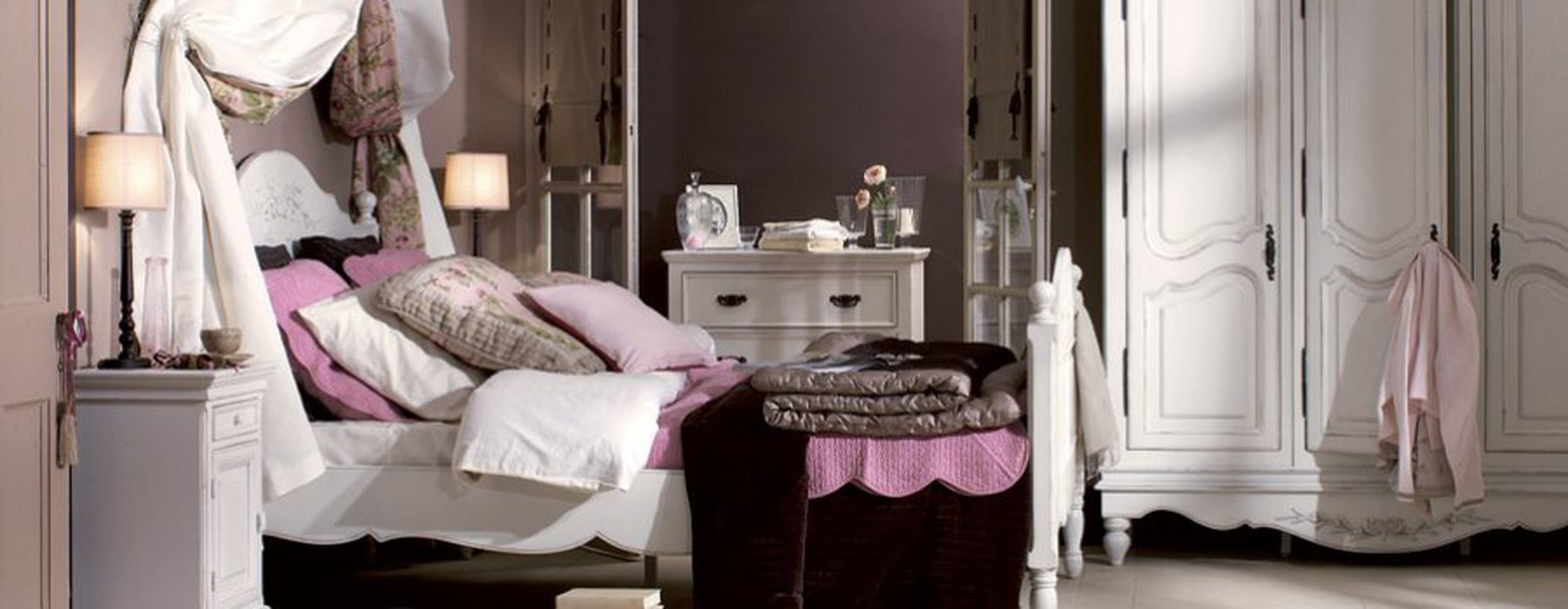 Chambre Style Shabby Chic shabby chic and buttermilk paint: a perfect match? - ardec
