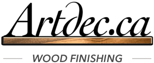 Artdec.ca - Wood Finishing