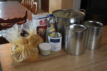 Flour Paint Ingredients