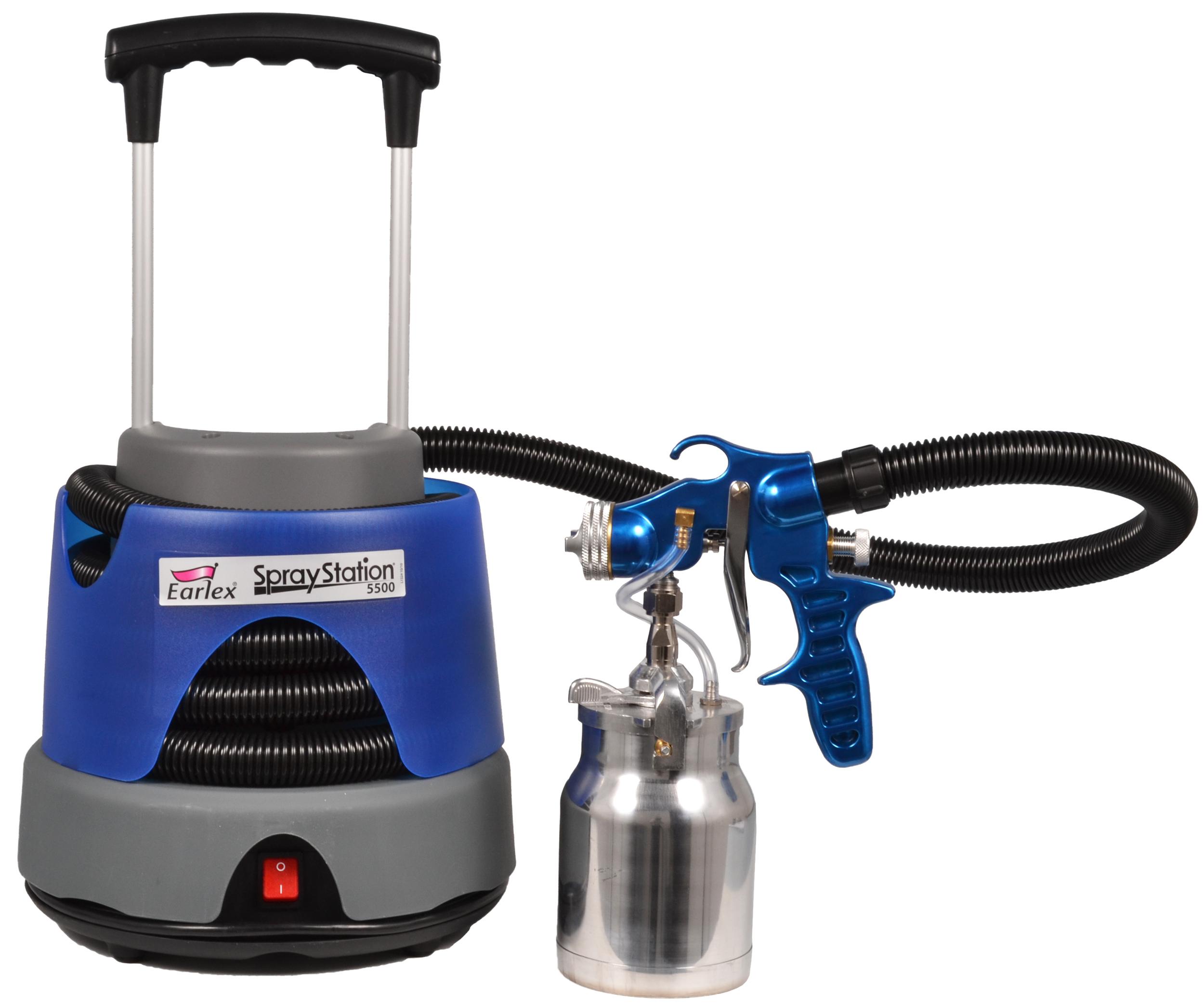 earlex spray station hv5500 earlex. Black Bedroom Furniture Sets. Home Design Ideas
