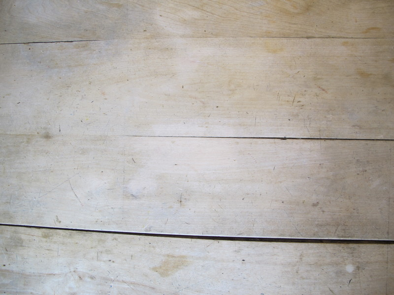 Restaurer Une Table En Bois Blanc