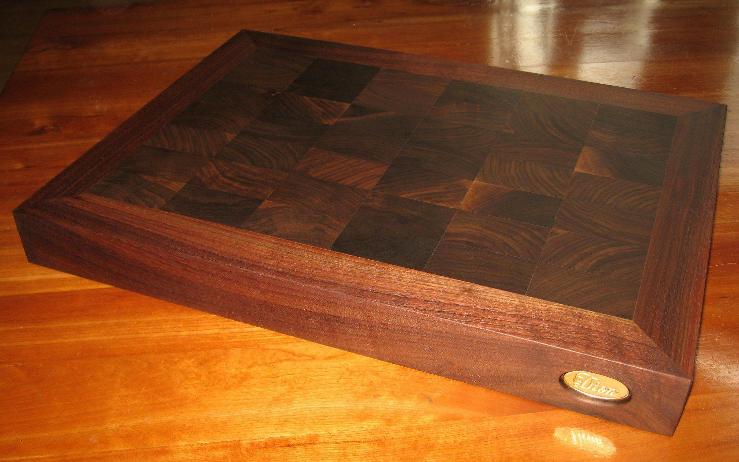maintenance of butcher blocks and cutting boards